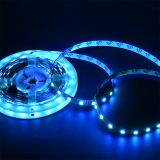 LED strip LED type 60diodes of 5050, SMD mounting, RGB color