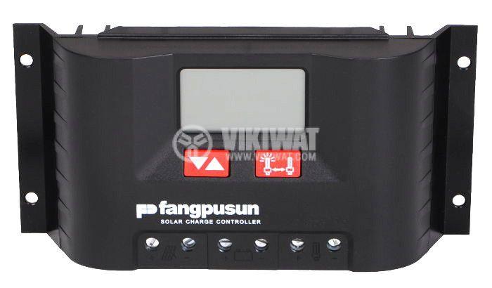 Solar chгarge regulator, 10 A, 12 V / 24 V - 1