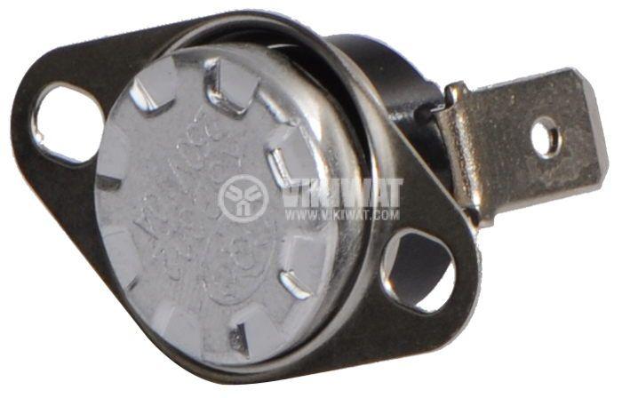 Bimetal Thermostat KSD-302 5°C NC 10A/250VAC  - 2