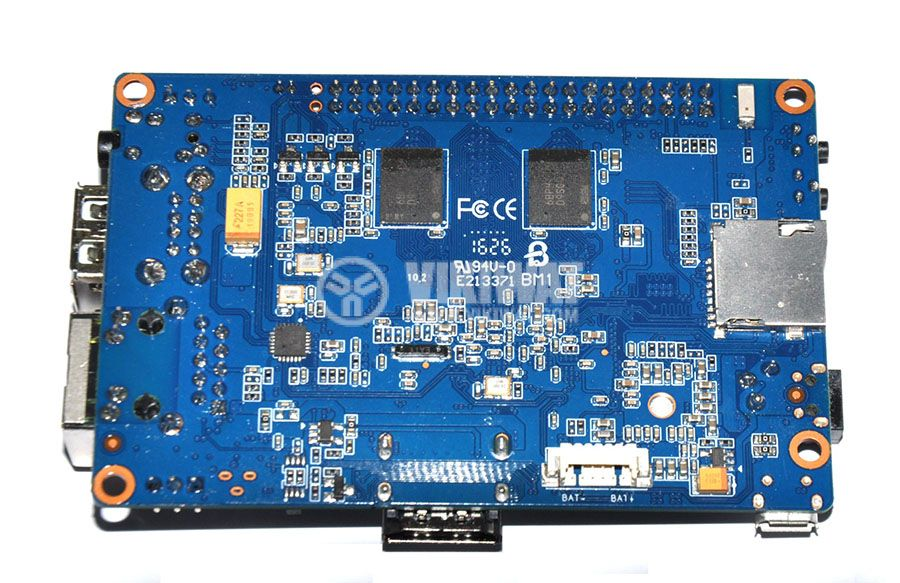 BANANA PI BPI-M64, 1.2GHZ ЧЕТИРИЯДРЕН, 2GB DDR3, SINOVOIP - 3