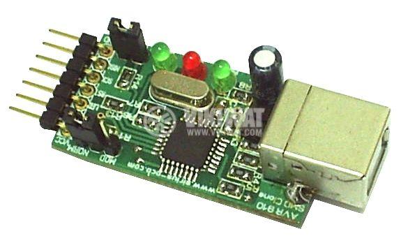 Programmer Sirius AVR 910 SMD clone