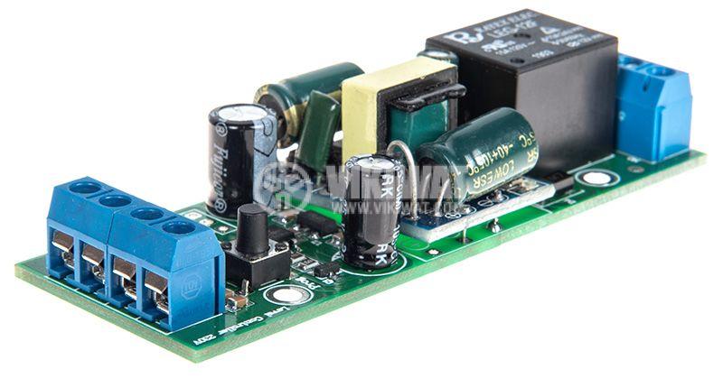 Level regulator for liquids, 230VAC, 7А/250VAC - 1
