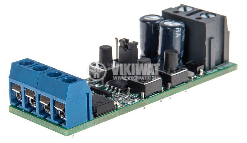 Управление за LED осветление, 2 канала, 12VDC, 13 светлинни ефекта - 1