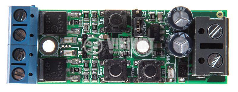 Управление за LED осветление, 2 канала, 12VDC, 13 светлинни ефекта - 3