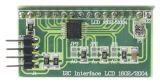 Control, I2C Interface LCD PCA9554PW