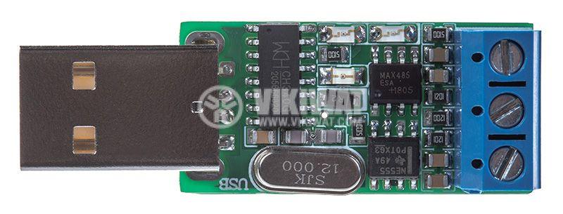 Конвертор от USB към RS485 rev.2 - 1