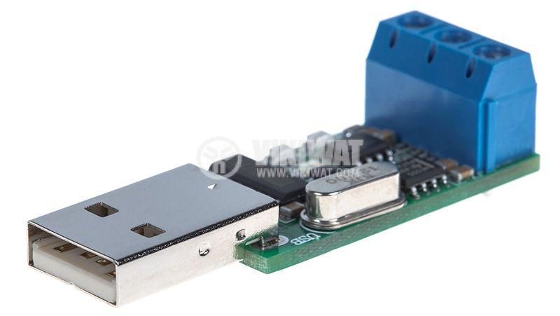 Конвертор от USB към RS485 rev.2 - 2