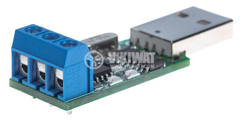 Конвертор от USB към RS485 rev.2 - 3