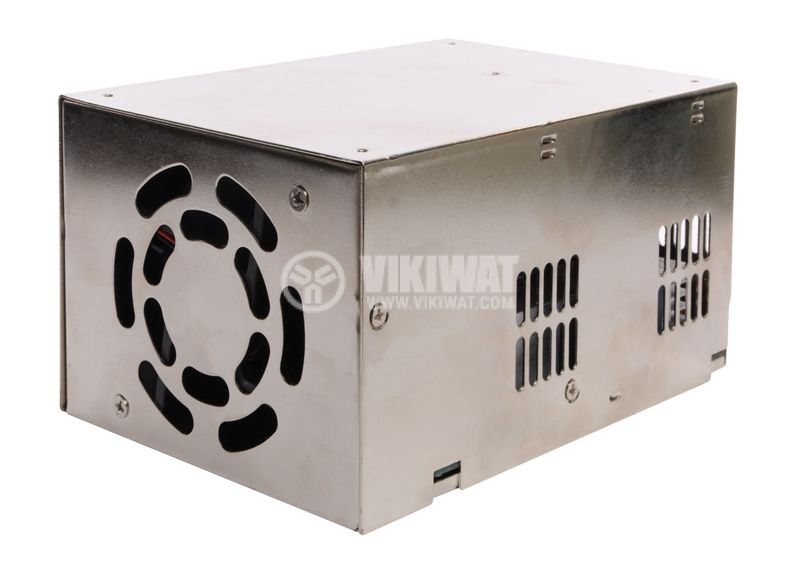 Switching power supply 24VDC, 20A, 480W, IP20, S-500-24 - 1