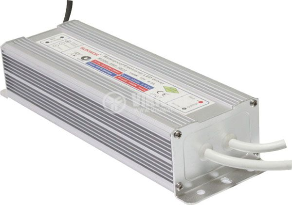LED power supply VSP120-12, 12VDC, 10A, 120W, waterproof - 2