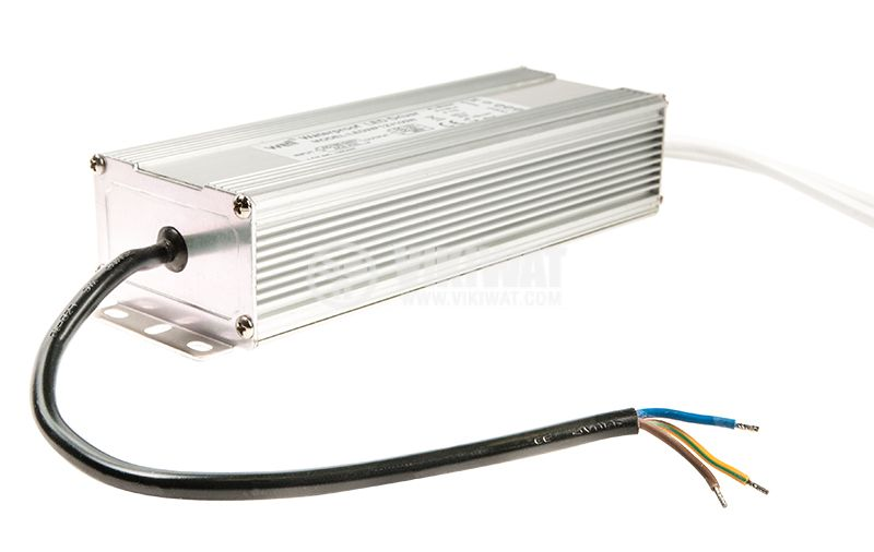 LED power supply VSP120-12, 12VDC, 10A, 120W, waterproof - 1