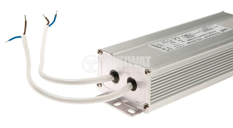LED power supply VSP120-12, 12VDC, 10A, 120W, waterproof - 3