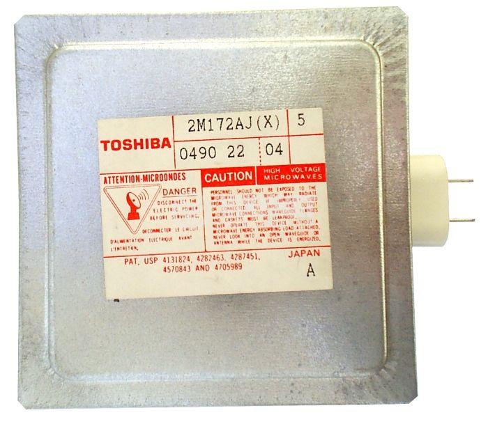 Magnetron 1000W, Toshiba 2M172AJ - 1