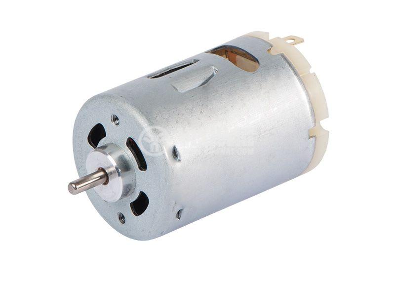 DC motor, 7.2V, 27500rpm, 3.4A - 1