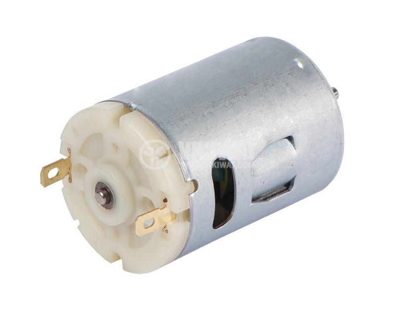 DC motor, 7.2V, 27500rpm, 3.4A - 2