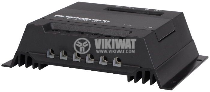 Контролер за соларни системи 35A 12VDC/24VDC - 3