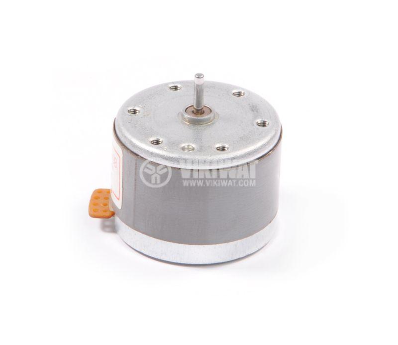 Електрически постояннотоков мотор  EG-500YD-9B, 9 VDC, 2L - 1