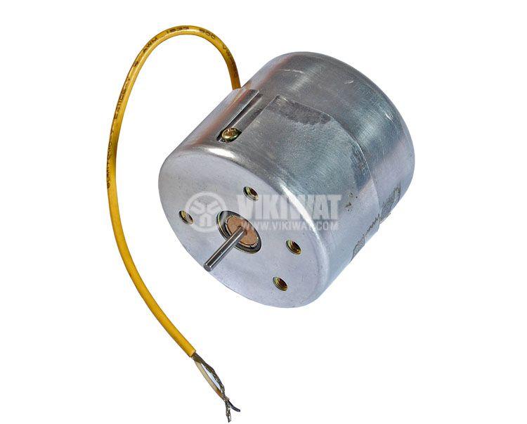 Електрически  постояннотоков мотор 81206 С, 8 VDC