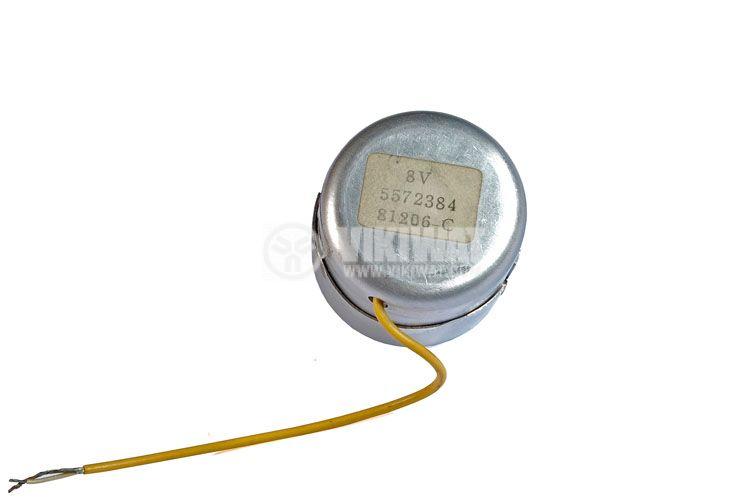 Електрически постояннотоков мотор за CD/DVD, 91121 В,  8 VDC - 1