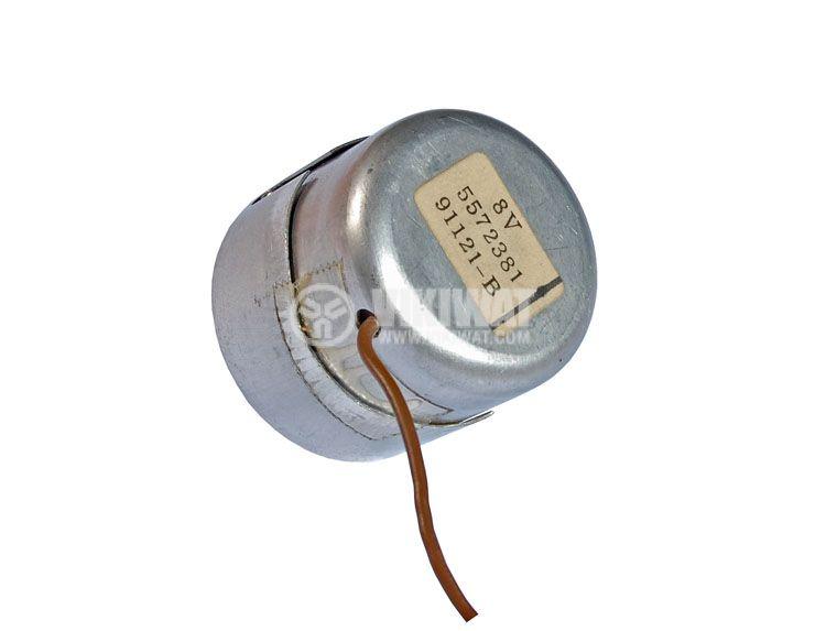 Електрически постояннотоков мотор за CD/DVD, 91121 В,  8 VDC - 2