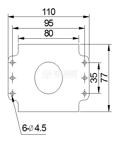 Magnetron 945W, YS-WBL14-720H - 2