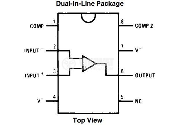 Lm308 scheme - 2