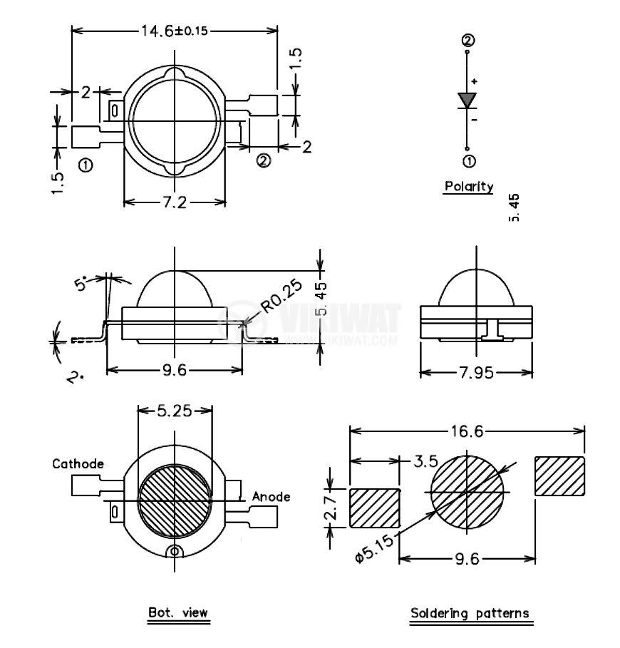 LED диод - 2