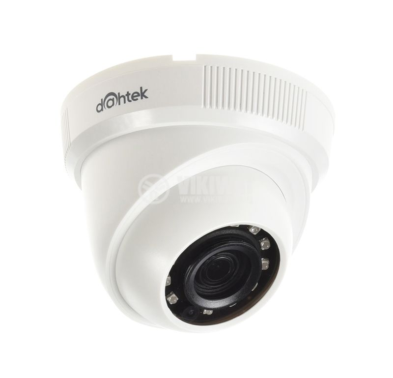 FullHD dome camera, IP67, 2MP, 1080p 1920x1080 - 1