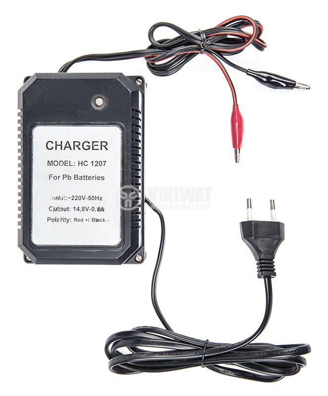 Зарядно устройство за акумулатори HC1207 - 14.8V,  0.8A - 1