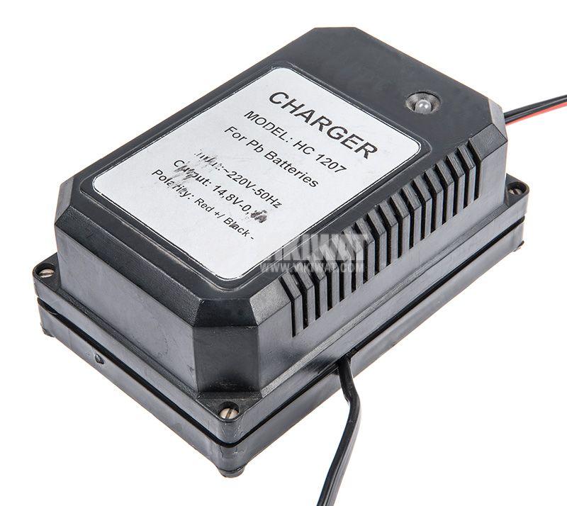 Зарядно устройство за акумулатори HC1207 - 14.8V,  0.8A - 2