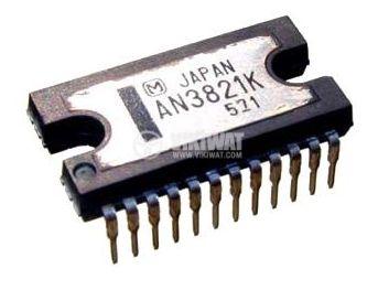 Интегрална схема AN3821K, VCR capstan motor drive, DIL24