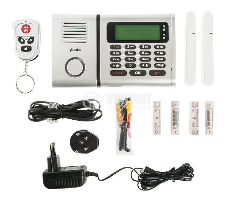 Wireless Alarm System Alecto DA-200 - 3