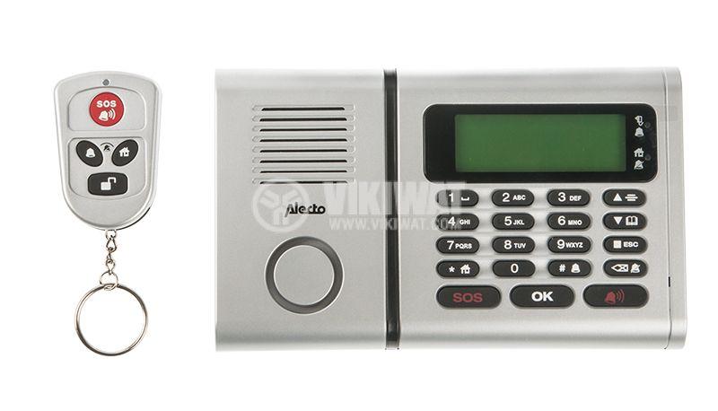 Wireless Alarm System Alecto DA-200 - 1