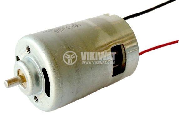 DC Motor Johnson 81026, 12 VDC, 19000 rpm - 2