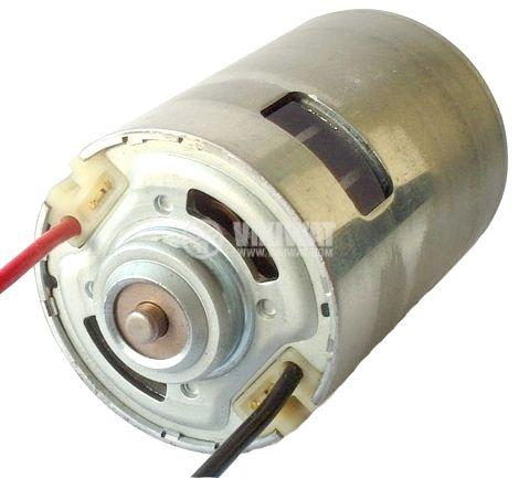 Постояннотоков електромотор Johnson 81026, 12 VDC, 19000 rpm - 3