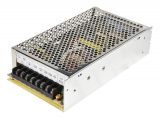 Triple output switching power supply 24VDC/2A, 12VDC/2A, 5VDC/6A, 100W, IP20, VT-100D