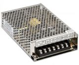 Triple output switching power supply 12VDC/2.5A, -5VDC/0.5A, 5VDC/5A, 60W, IP20, VT-60A