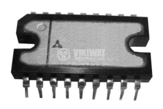 Интегрална схема AN7146, Dual audio power amplifier 2.3-5W, 18-lead DIL