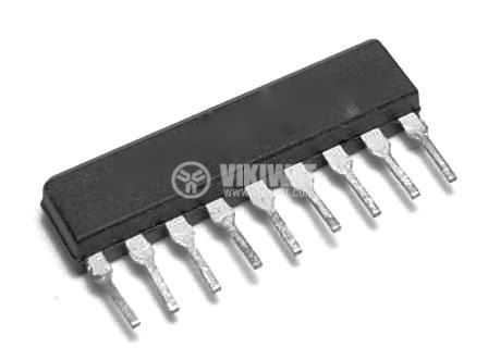Интегрална схема BA3126, 2-channel head switch for radio cassette recorders