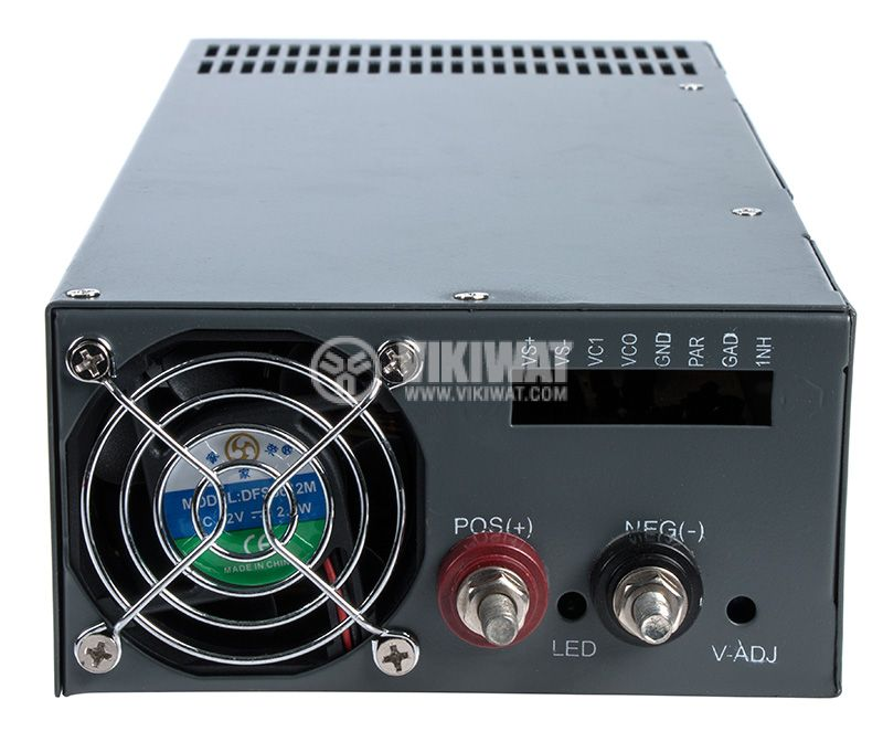 Power supply C-1000-12, 12 VDC, 80 A, 960 W