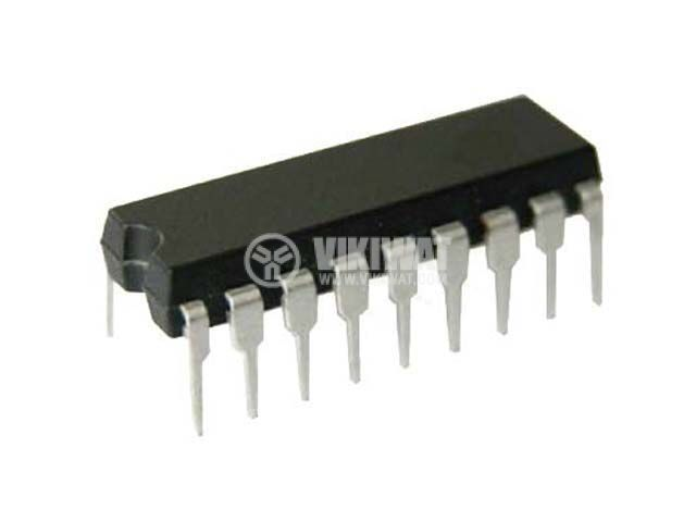 Интегрална схема BU2763S, Color signal processor