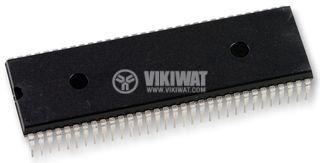 Интегрална схема D75212A47, 4-BIT SINGLE-CHIP MICROCOMPUTER