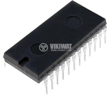 Интегрална схема CX760D демонтирана