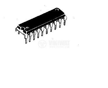 HA11211 - интегрална схема; FM/AM stereo receiver system; DIP16