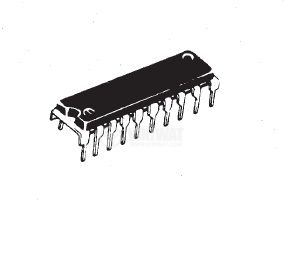 Интегрална схема HA11226, DOLBY B noise reduction system; DIP16