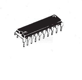 Интегрална схема HA11235, Synchronous signal processing system; DP-16-2