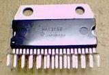 HA13152 - интегрална схема; 14 W  4-Channel BTL Power IC;