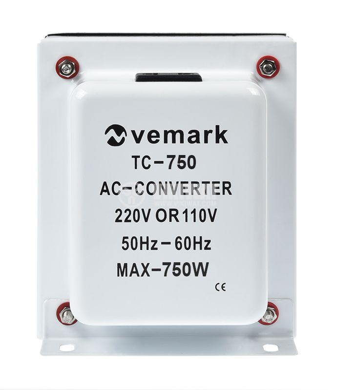 Converter 220V-110V - 1