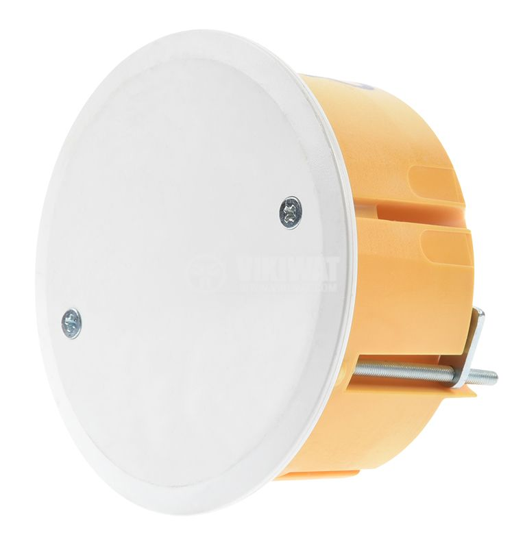 Universal box with cover KU 68 LD/2 for plasterboard walls - 2