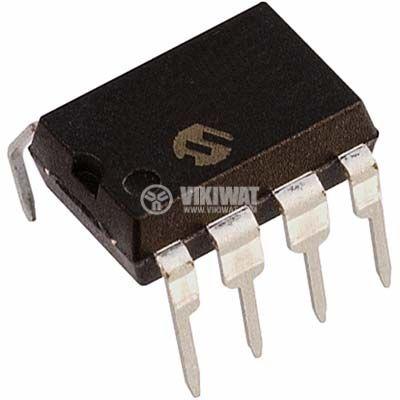 Интегрална схема 2kbit DIP8 400kHz I2C 0.001s - 1